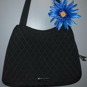Vera Bradley black purse